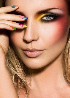 lots of color #mirabellabeauty #color #queen