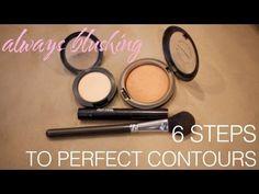 How to Contour & Highlight Makeup Tutorial