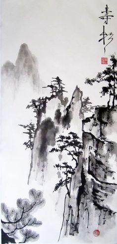 мастера китайской живописи гохуа - Поиск в Google