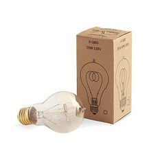 You got a place where you want to hand a bare bulb and still rock total coolness?  Get yourself one of these!!