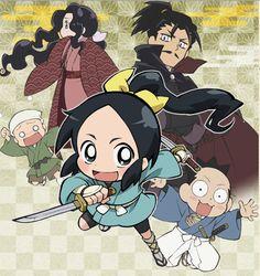 Anunciado reparto adicional para el Anime Nobunaga no Shinobi al aire el 4 de Octubre.