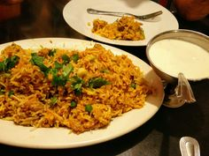 Chicken Biriyani, Kasturi grill,  Seattle