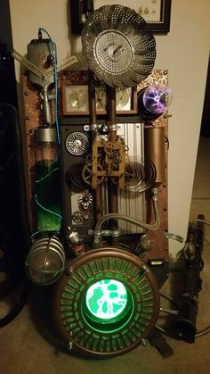 Steampunk Ghostbuster USA pack
