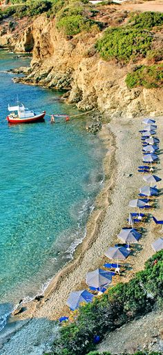 Agia Pelagia area in Heraklion, Crete