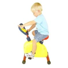 Redmon Fun and Fitness Exercise Equipment for Kids - Happy Bike $65.95 larry07 abs ab-workout