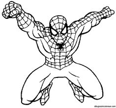 Coloring-Pages-For-Kids-Spiderman.gif (1000×930)