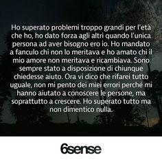 #6sense #frasi #buonanotte