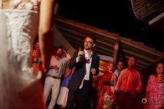 Milos Wedding photography - wedding reception at Palaiochori