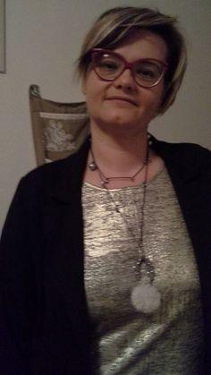 Consuelo Donati - co-titolare di Quilly's cura le pubbliche relazioni e i rapporti con i clienti