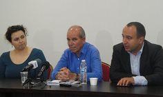 Робърт Палмър (в средата) е опитен експерт в областта на европейската културна политика. Снимка: Topnovini.bg