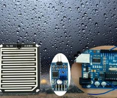 Arduino Rain Sensor Sketch
