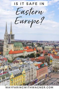 Headed to Central Europe or Eastern Europe? Eastern Europe isn't a dangerous pla… Backpacking Europe, Europe Travel Guide, Travel Guides, Travel Hacks, Europe Packing, Travelling Europe, Traveling Tips, Travel Advice, Europe Destinations