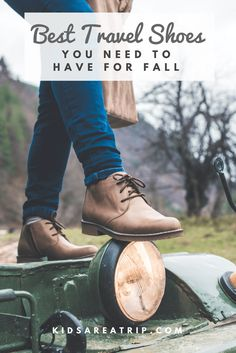 7 Pairs of Travel Shoes You Need to Have This Fall With the fluctuating autumn temperatures it can be difficult to know which shoes what to pack. We have you covered with these best travel shoes for fall. - Kids Are A Trip Travel Couple, Family Travel, Travel Essentials, Travel Tips, Travel Hacks, Travel Packing, Travel Guides, Travel Clothes Women, Travel Shoes