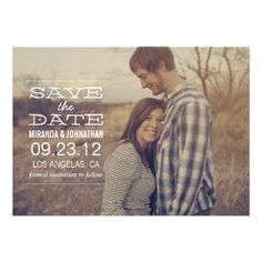 This DealsWhite Text Save the date Photo Announcementslowest price for you. In addition you can compare price with another store and read helpful reviews. Buy