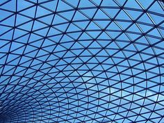 The British Museum. Photo by gualtiero via Flickr via museumist. #British_Museum #Photography #gualtiero #Fkickr #museumist