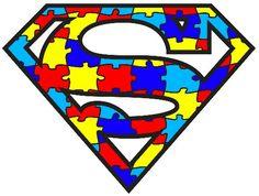 Para ser un héroe no es necesario tener capa pero si es vital ser capaz de ser la voz de uno de nuestros #angelesdeamor.¿Quienes son valientes para unirse a la #misióndeamor? #únete#Autism o#Autism#AutismoAmor#cita#frase#quote#reflejos#reflexión  [Superman Autism#logoby sircle]