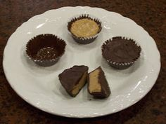 Delicious Low Carb Recipes: Peanut Butter Cups