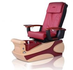 PSU NS 328 Pedicure Spa Chair    $1,679.00 Pedicure Spa Chair: Shiatsu massage system - rolling, tapping, kneading, multifunction Power seat - recline, forward,...