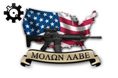 Molon Labe Flag Photo:  This Photo was uploaded by bradykleinhans. Find other Molon Labe Flag pictures and photos or upload your own with Photobucket fre...