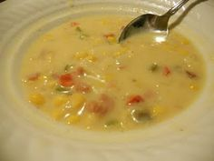 Gooseberry Patch Slow cooker Corn Chowder