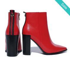 Boots - Camille - On Sale for $119.99 (was $213.99) @shoesofexception #trendy #women #boots