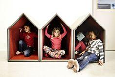 Preschool area / Photo: Kim Wendt Rosanbosch.com Vittra School