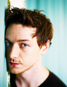 """""""I always believed that I never wanted to be an actor. I only did it because I was allowed to do it and I had to do something."""" James Mcavoy."""