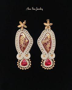 "58 aprecieri, 2 comentarii - Ana Sas (@anasasjewelry) pe Instagram: ""#earrings #fashion #fashionstatement #fashionaccesories #handmadejewelry #earrings #handmade…"""
