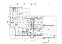 Plattegrond custom prefab woning ontwerp huis pinterest - Scheiding in hout deco interieure ...