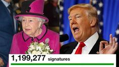 """Petition to stop Trump's state visit to the UK passes 1 million signatures Read more Technology News Here --> http://digitaltechnologynews.com  A petition calling for the UK government to block Donald Trump from making a state visit to the country has gathered more than 1 million signatures in less than 48 hours.   SEE ALSO: It seems the UK really really doesn't want Trump to meet the Queen  """"Donald Trump's well documented misogyny and vulgarity disqualifies him from being received by Her…"""