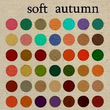 Seasonal Color Analysis for Women of Color: October 2011