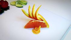 More Secrets of Sushi Garnish Ideas