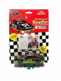 e51dd389127 Racing Champions 1994 Mello Yello  42 Kyle Petty Nascar Stock Car DieCast  1 43