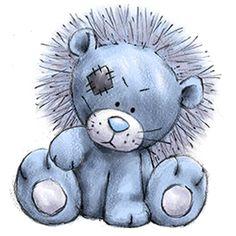 Rocky, the Lion *** ~ *** Blue Nose Friends