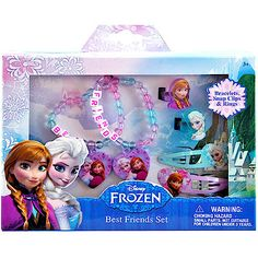 Frozen jewellery set - existing product