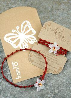 Friendship Bracelets  packaging idea