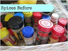 Hometalk :: Organizing Spices