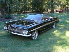 1959 Chevrolet Impala SS. Hardtop.