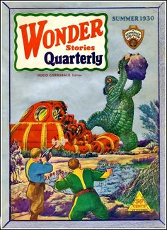 Some of the Nicest Vintage Science Fiction Covers We've Seen in Ages  - Oh how I miss Wonder bread.