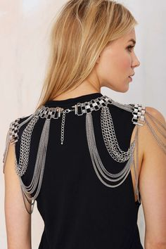 Breaking Rad Body Chain | Shop Accessories at Nasty Gal!
