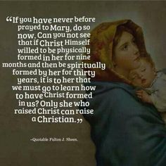 """Jesus Never Told You to Pray to Mary. Gods Word Never Tells Us to Pray to Mary. Jesus said """"Come to Me. Catholic Quotes, Catholic Prayers, Catholic Saints, Religious Quotes, Roman Catholic, Catholic Beliefs, Christianity, Blessed Mother Mary, Blessed Virgin Mary"""
