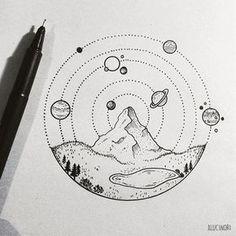 Berço. Mapa astral