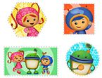Team Umizoomi Party Decorations Printables