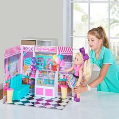 NEW  JoJo SIWA Candy Shop Play Set for My Life Dolls Nickelodeon 48 pieces