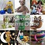 Knitting Patterns Toys Free knitting toy patterns online www. Lace Knitting Stitches, Baby Cardigan Knitting Pattern, Free Knitting, Knitting Toys, Knitting Projects, Animal Knitting Patterns, Christmas Knitting Patterns, Minion Doll, Knitted Dolls