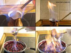 Küchenhandwerk: Flambieren – aber richtig! - Mario´s Fire Food & Fine Food Impressum: http://www.mario-kaps.de/impressum/