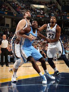#Nuggets vs. Grizzlies - 11/19/12