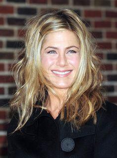 Jennifer Aniston hair retrospective