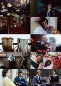 Series 1, Episode 3 of Call The Midwife (I loved this episode!)