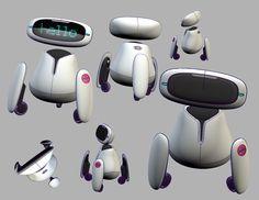 Work in progress.... If Kia isn't working on a KiaBot they should be...!